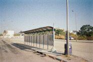 Yuen Long Industrial Estate bus terminus in 2008