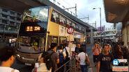KMB 234C (TB2492) at Tsun Yip Lane KT BS 20170529