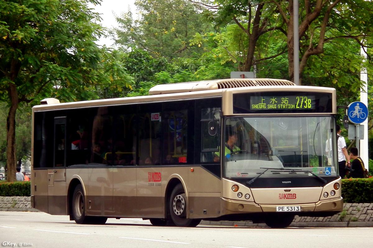 九巴273B線