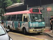 LJ9093 Oi Man Estate to Mong Kok 05-09-2019