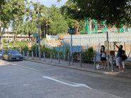 Wan Tau Street minibus terminus 24-07-2020