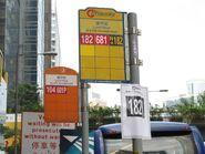 CHT 182P temp stop sign Aug12
