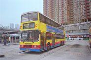 CTB 669@969 in 2nd Tin Shui Wai bus terminus