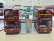 KMB bus models Year of Horse