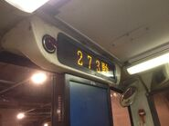 KMB bus stop display have problem 25-03-2015