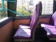 NWFB 3601 seat