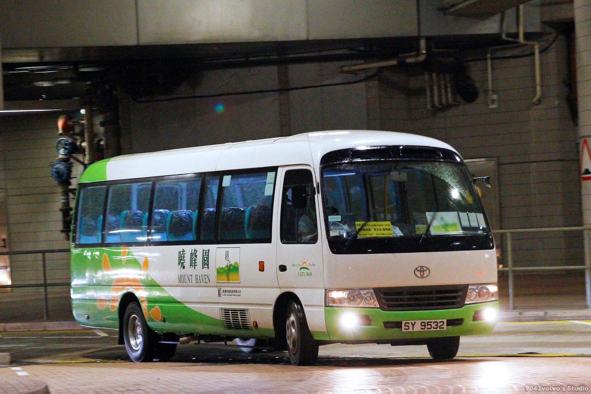 居民巴士NR412線