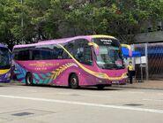 Keung Kee Tours SZ3682 MTR Free Shuttle Bus E99M 13-06-2021(2)