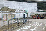 Tung Chung Station Exit D Route 37H Stop 20151010