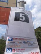 CTB 5 cancel bus stop 07-05-2015