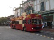 5 Big Bus blue route(night tour)
