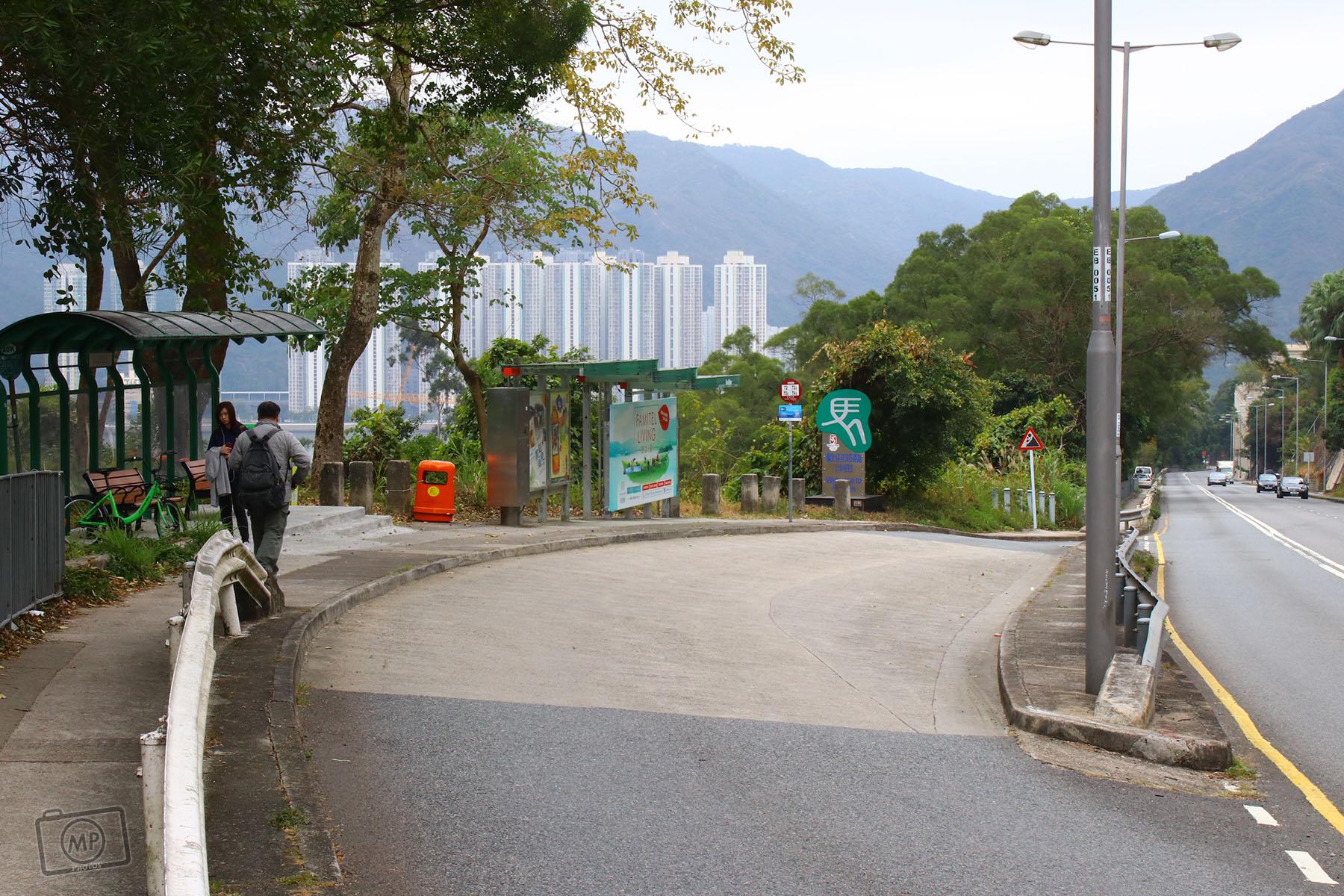 中文大學 (大埔公路)