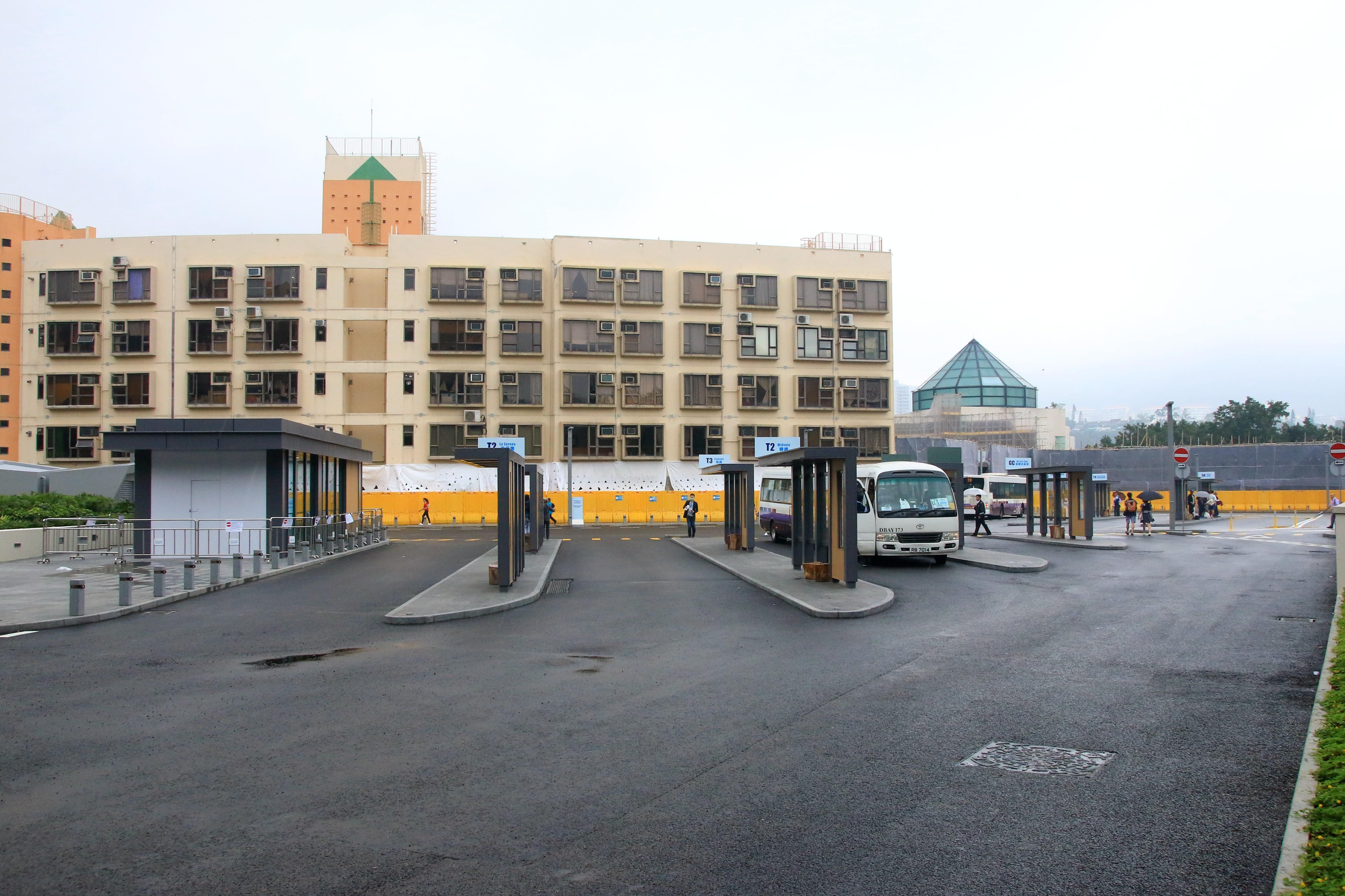 愉景廣場總站
