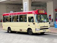 WH8689 Yuen Long to Sheung Shui(Route 18) 10-07-2020