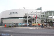 Tung Chung Cable Car Terminal 201403 -4