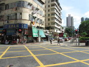 Castle Peak Road to Hing Wah Street