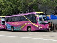 Keung Kee Tours UU3211 MTR Free Shuttle Bus E99M 13-06-2021