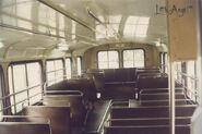 KMB N364 lower decker seats
