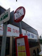 Ta Kwu Ling (Tsung Yuen Ha) BT KMB 79K Stop flag