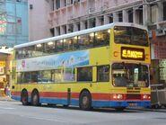 CTB Ft.863 Rt.102 Special MongKokButeStreet