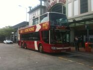 14 Big Bus Red Route(Hong Kong Island Tour) 15-04-2014