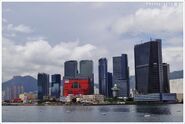Kowloon Bay Business Area