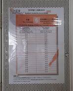 NR06 timetable 20200405