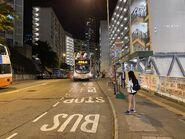 Wah Fu Commercial Complex bus stop 20-09-2021