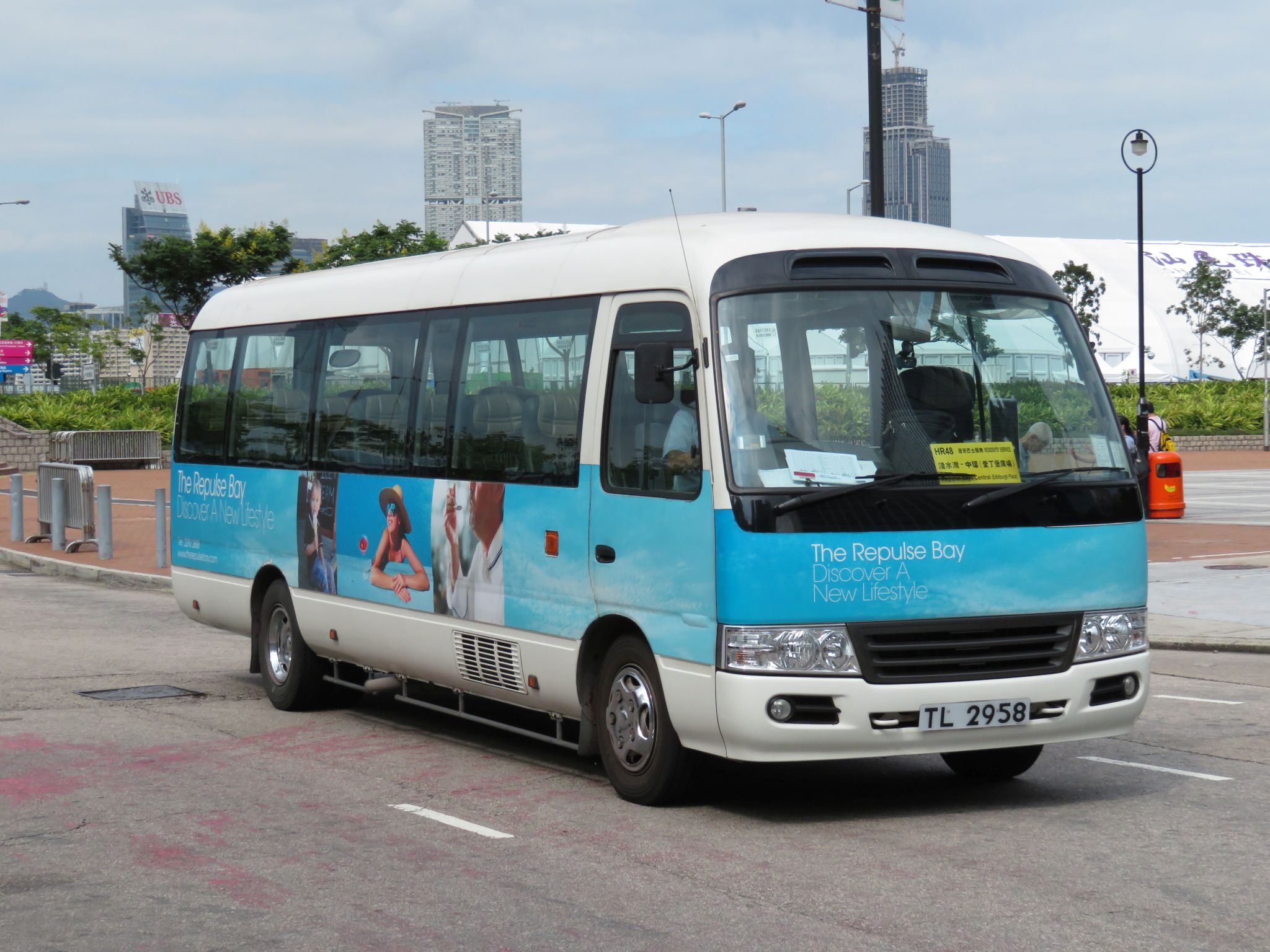 居民巴士HR48線
