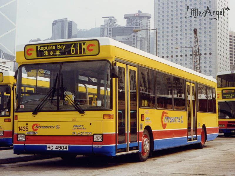 城巴61M線