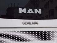 GemilangNL323 Plate