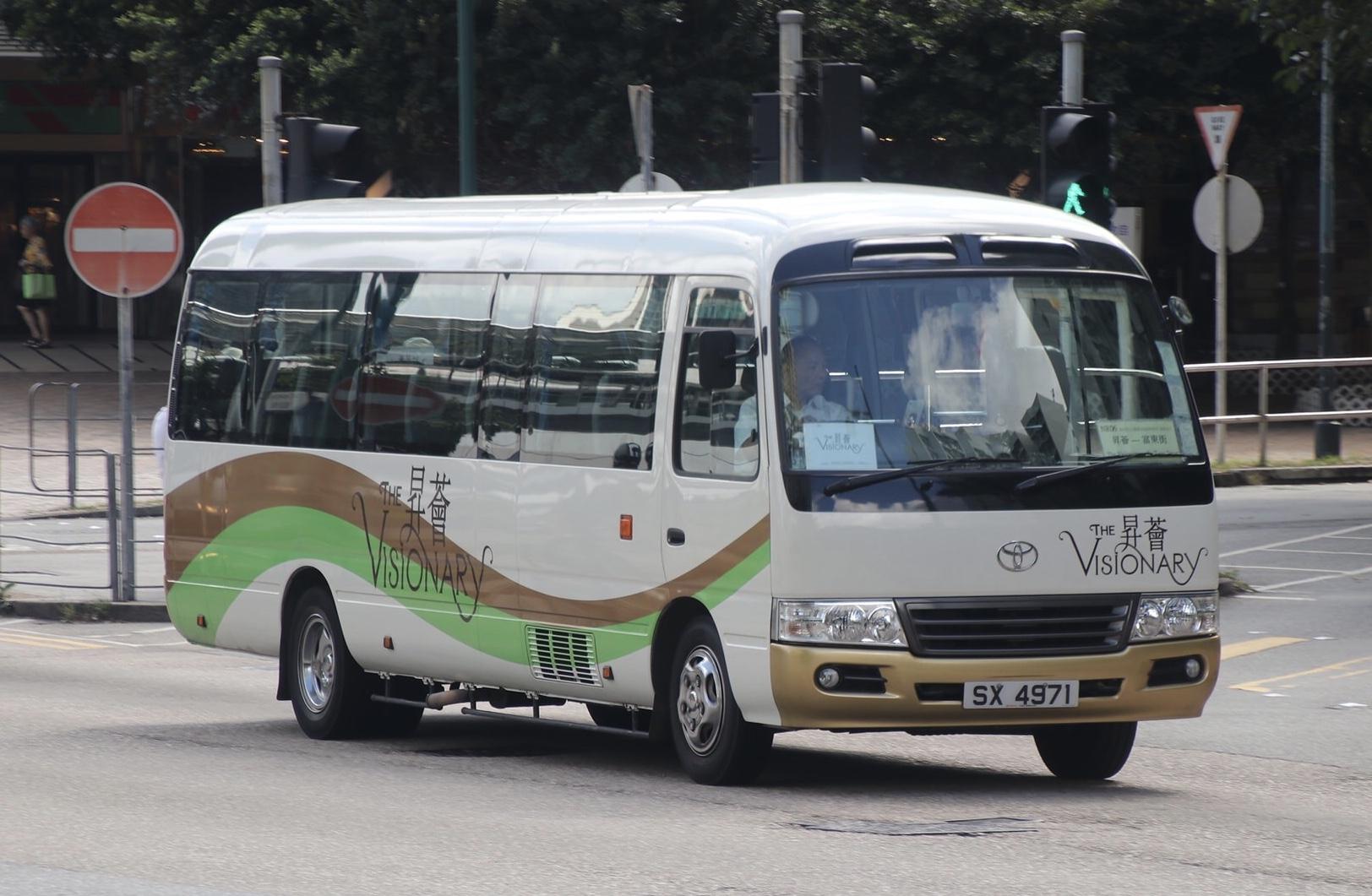 居民巴士NR06線