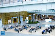 Airport Terminal 2 Coach Station 20160930