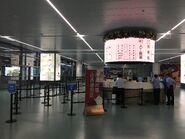 HZMB Zhuhai Port ticket office 19-06-2019