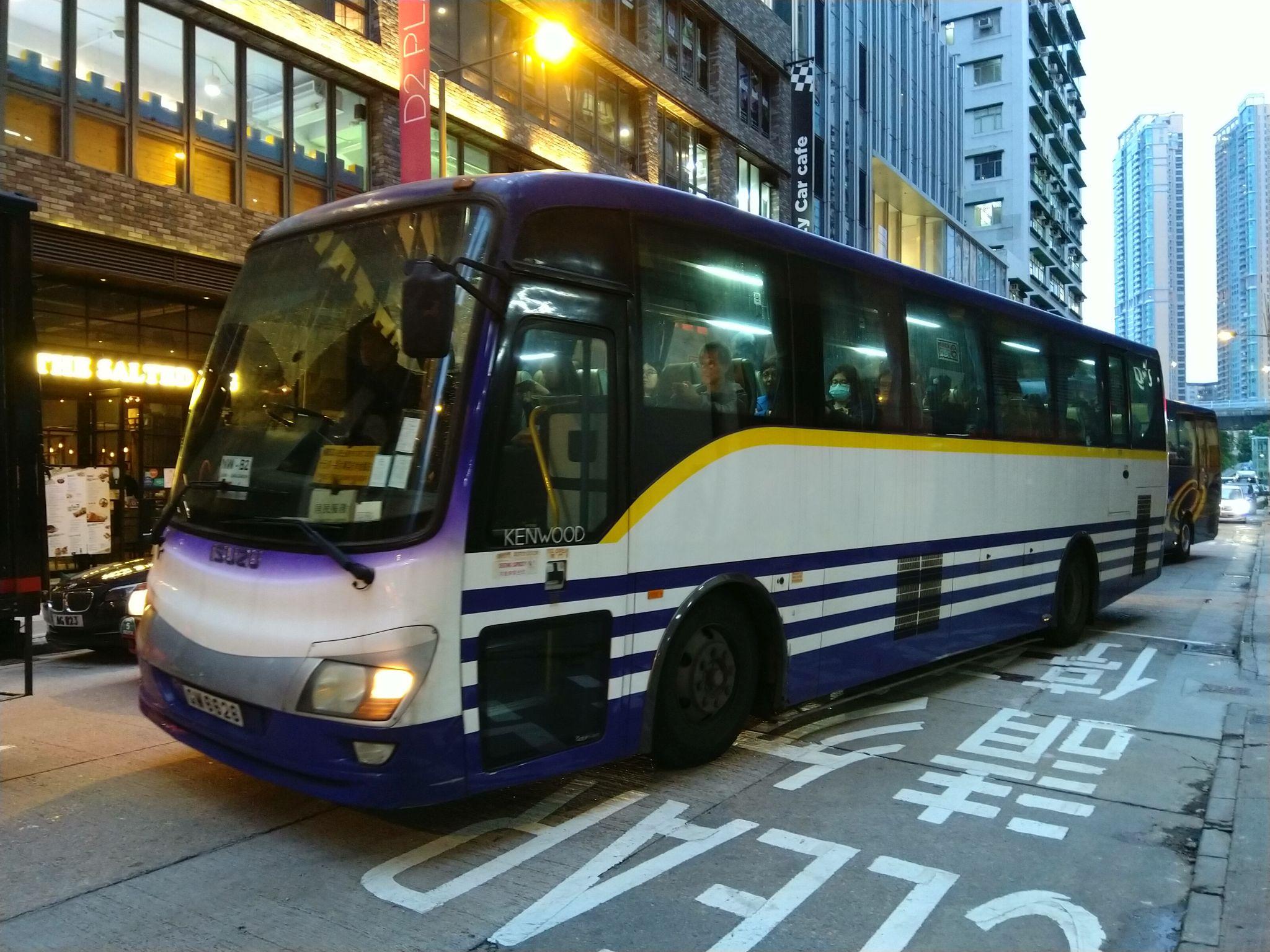 居民巴士NR53線
