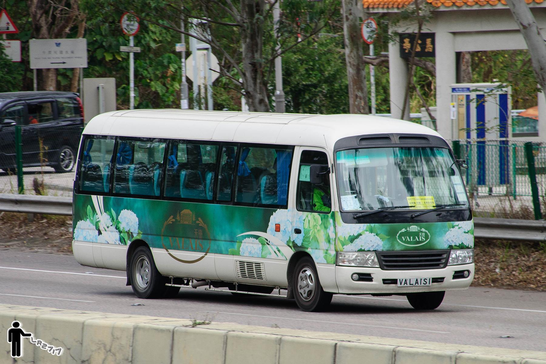 居民巴士NR115線
