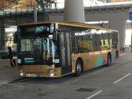 VJ2940 Hong Kong-Zhuhai-Macao Bridge Shuttle Bus 26-10-2018