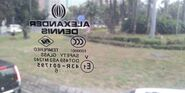 ATENU 車窗玻璃標籤