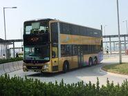 VR6495 Hong Kong-Zhuhai-Macau Bridge Shuttle Bus 26-10-2018