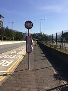 Science Park P1 Stop(North Bound) 20141230