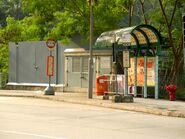 Kau Wa Keng bus stop----(2013 10)