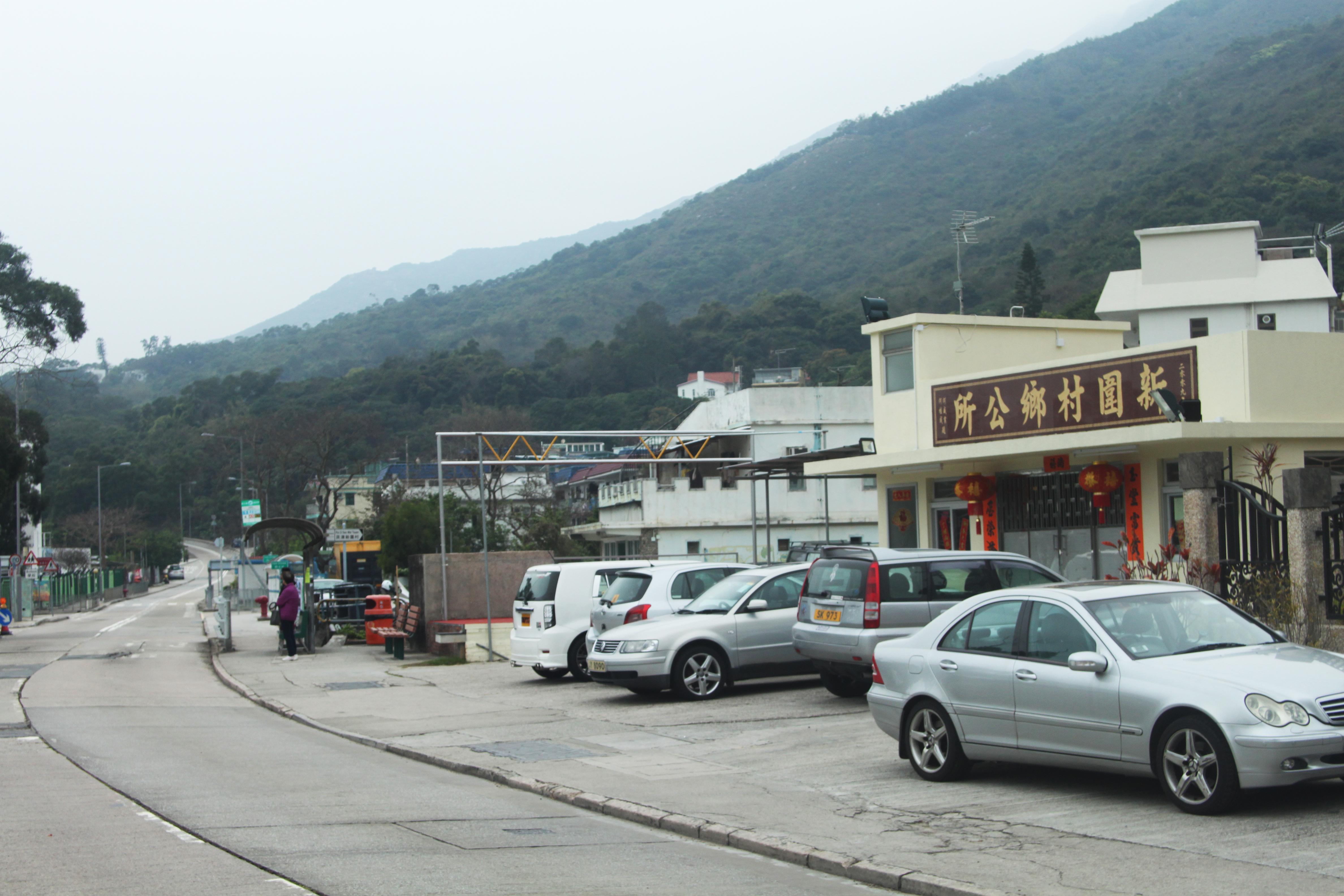 新圍村 (嶼南道)