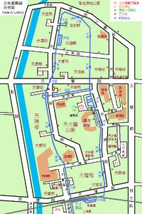 Tin Shui Wai Route Map