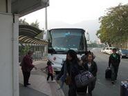 Sha Tau Kok Control Point Arrival 1