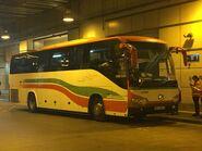 Sun Fai Transportation NU4457 MTR Free Shuttle Bus TKL3 10-10-2019