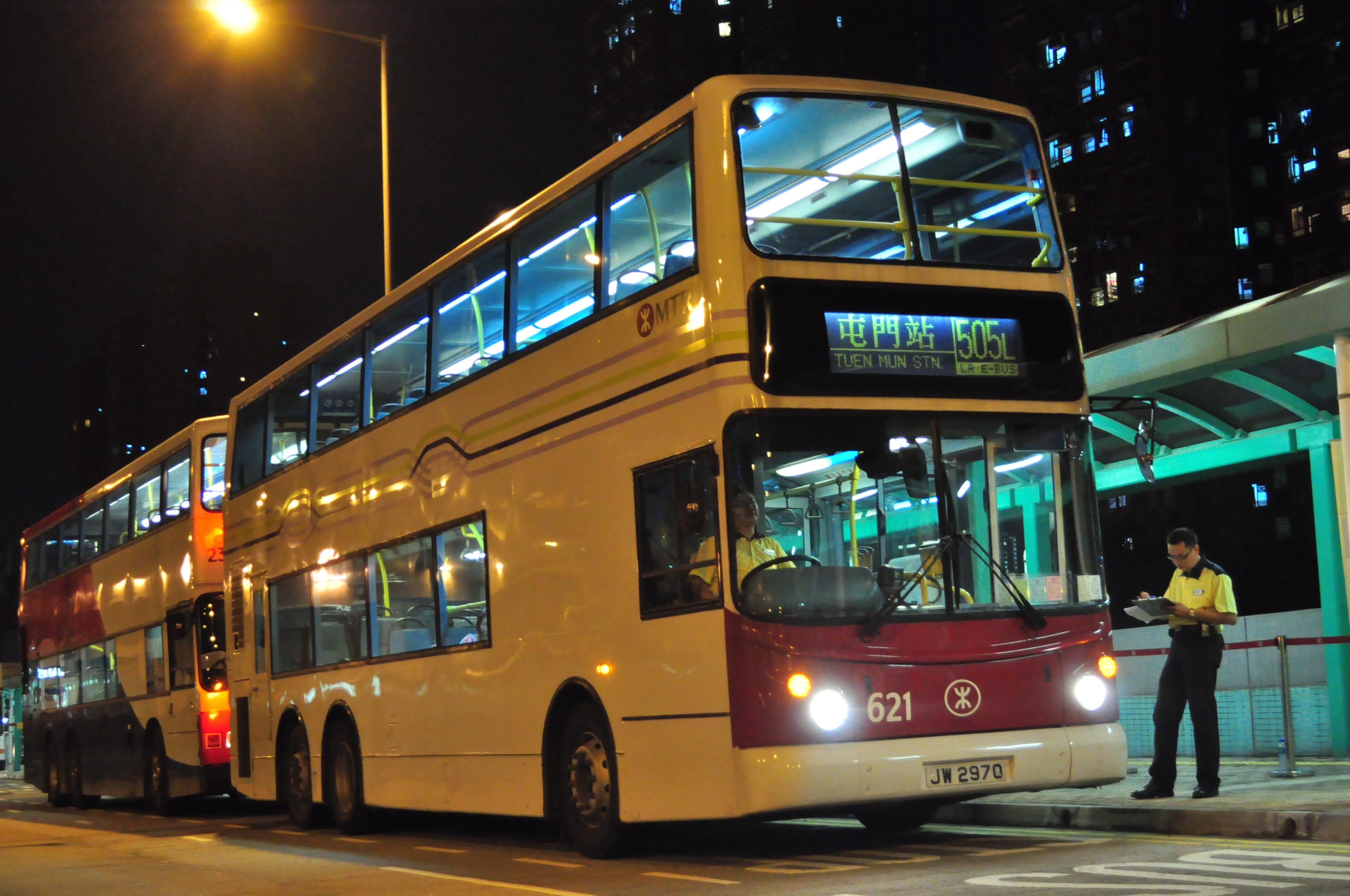 港鐵巴士505L綫
