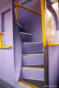 CTB 8900 Stairs