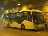Kwoon Chung Bus PY7851 MTR Free Shuttle Bus TKL3 10-10-2019