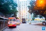 Lei Muk Shue Minibus Terminus 20160610