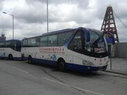 RD1157 Wan Chai to Huanggang(China Travel Tours Transportation Services HK) 18-05-2015